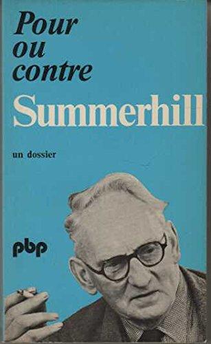 9782228319454: Pour ou contre Summerhill