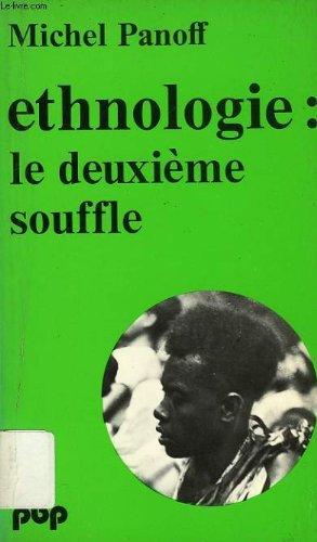 9782228330206: Ethnologie, le deuxi�me souffle
