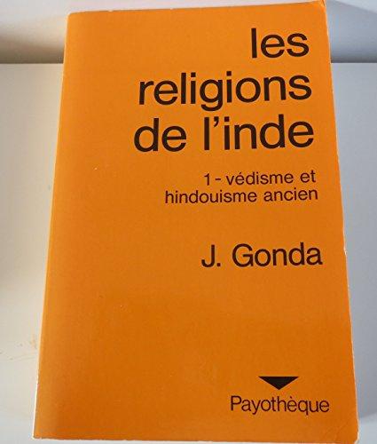 9782228502405: Les religions de l'Inde
