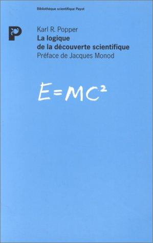 9782228880107: La logique de la découverte scientifique
