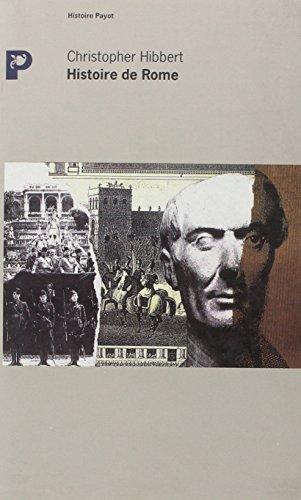 9782228880923: Histoire de Rome : Biographie d'une ville