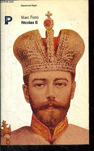 9782228881937: Nicolas II