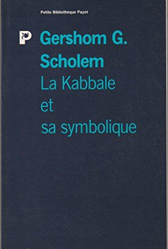 9782228881951: La Kabbale et sa symbolique
