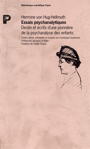 Essais psychanalytiques (French Edition): Dominique Soubrenie