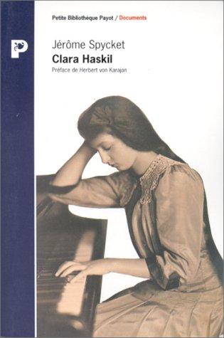 9782228884679: Clara Haskil