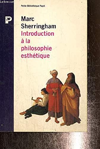 9782228885942: Introduction à la philosophie esthétique