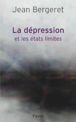 9782228885973: La dépression et les états limites (Science de l'homme payot)