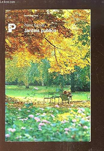 9782228886161: Jardins publics