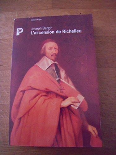 9782228887380: L'ascension de Richelieu