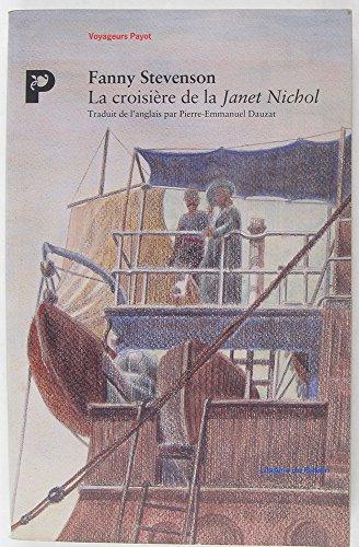 9782228887687: La croisière de la Janet Nichol