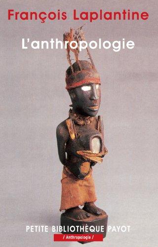9782228888899: L'anthropologie