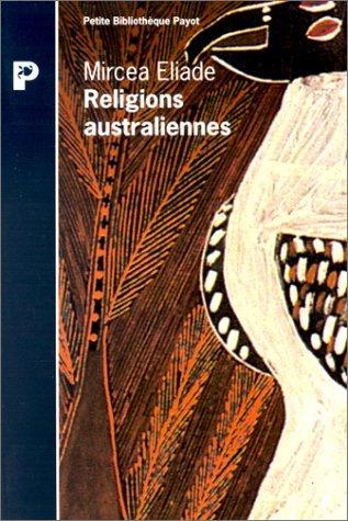 9782228891868: Religions australiennes
