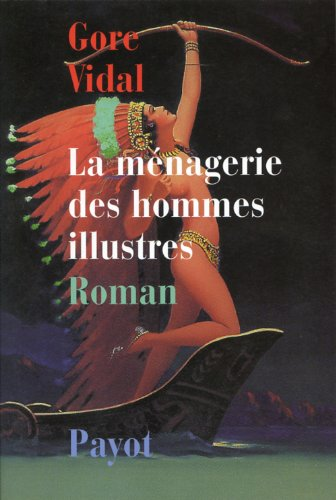 9782228892230: La menagerie des hommes illustres (French Edition)