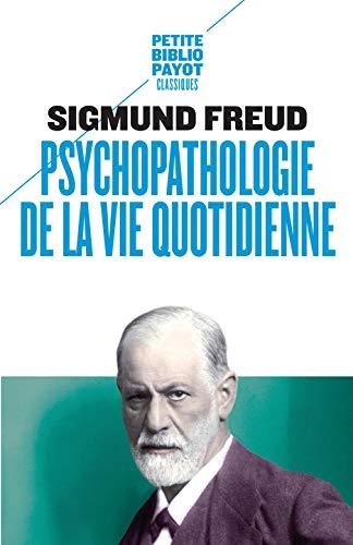 9782228894029: Psychopathologie de la vie quotidienne