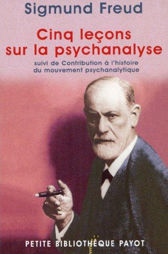 9782228894081: Cinq leçons sur la psychanalyse