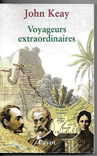 9782228894111: Voyageurs extraordinaires