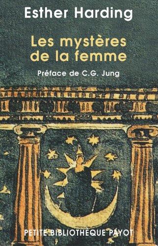 Les mystères de la femme (2228894311) by Harding, Esther; Jung, Carl-Gustav