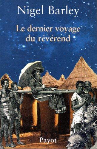 9782228894630: Le Dernier Voyage du révérend