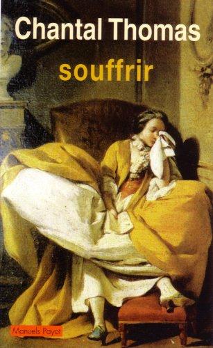 9782228898003: Souffrir
