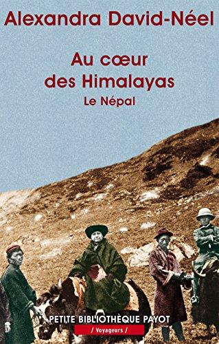 9782228898607: Au coeur des Himalayas : Sur les chemins de Katmandou