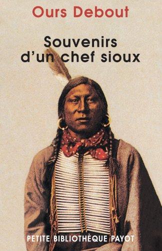 9782228899291: Souvenirs d'un chef sioux