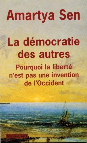 9782228899529: Démocratie des autres (La)