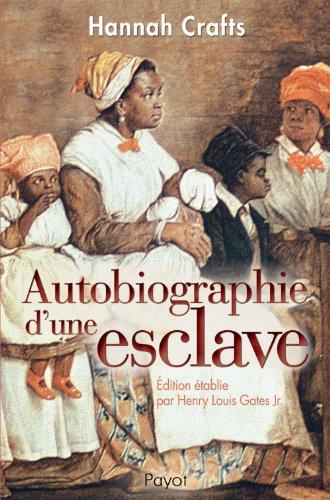 9782228900331: Autobiographie d'une esclave