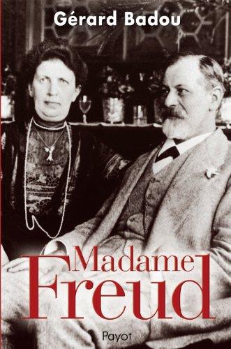 9782228900492: Madame Freud