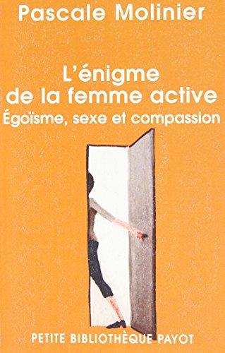 9782228900713: L'énigme de la femme active (French Edition)