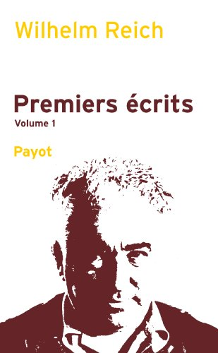 9782228900904: Premiers écrits : Volume 1