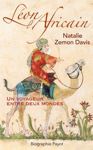 """""""Léon l'Africain ; un voyageur entre deux mondes"""" (222890175X) by Natalie Zemon Davis"""