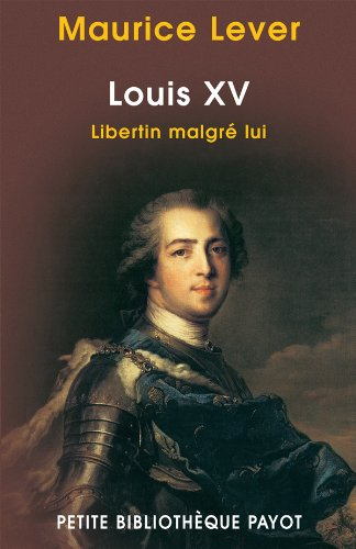 9782228901796: Louis XV (French Edition)