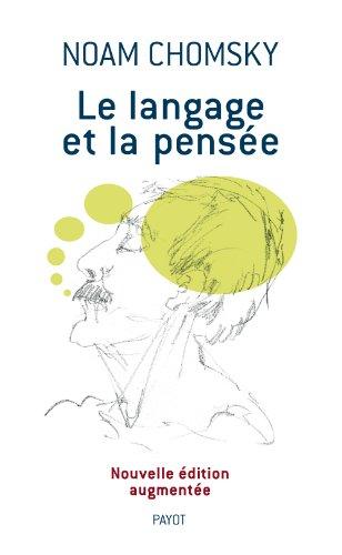 le langage et la pensée (2228903868) by Noam Chomsky