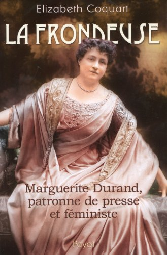 La frondeuse (French Edition): Elizabeth Coquart