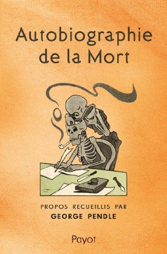 9782228906258: autobiographie de la mort