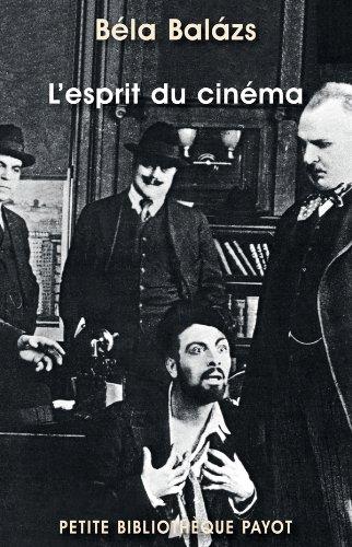 l'esprit du cinéma (2228906972) by B Balazs, Jean-Michel Palmier