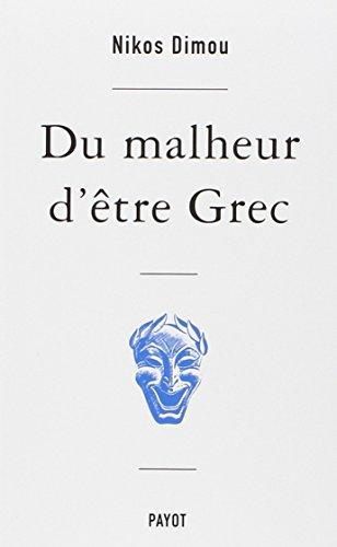 9782228907590: Du malheur d'�tre grec