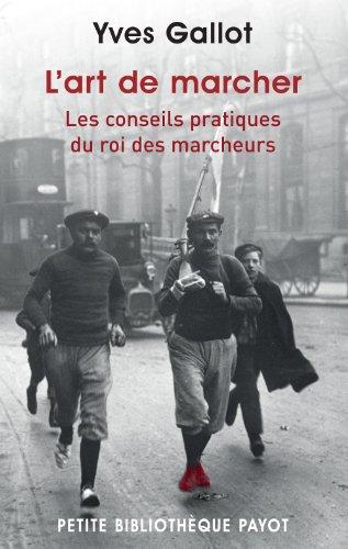 9782228908665: L'art de marcher