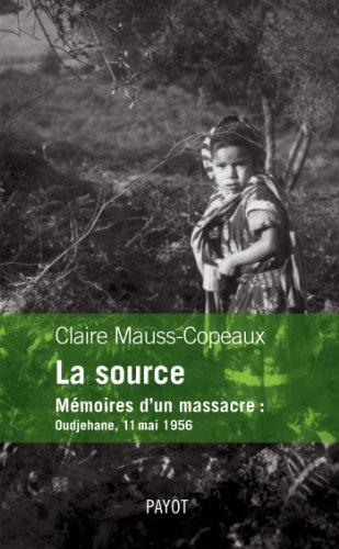 La source: Claire Mauss Copeaux