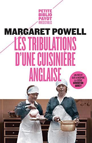 9782228911207: Les tribulations d'une cuisinière anglaise