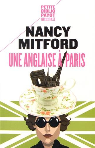 ANGLAISE A PARIS -UNE-: MITFORD N -NED 2015-