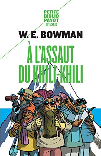 A L ASSAUT DU KHILI KHILI: BOWMAN NED 2016