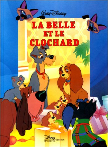 9782230000753 La Belle Et Le Clochard Disney Cinema