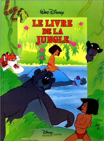 9782230000791 Le Livre De La Jungle Abebooks Walt
