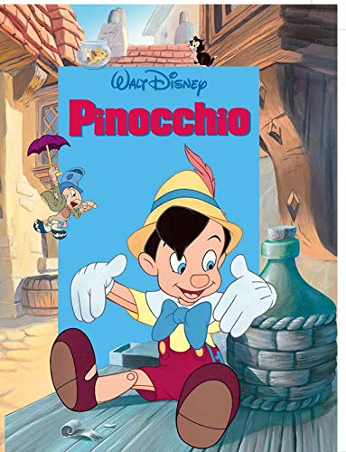 Pinocchio Disney Cinema By Disney Disney Hachette Edition