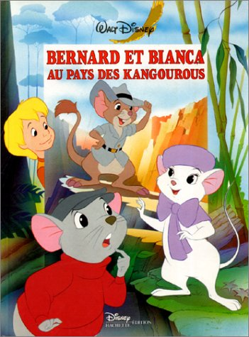 Bernard et Bianca au Pays des kangourous: Walt Disney