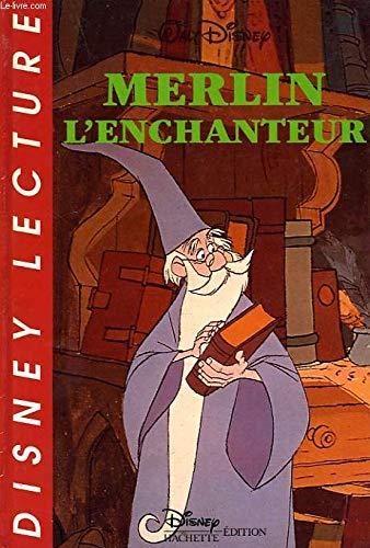 Merlin l'enchanteur. Disney lecture rouge: Walt Disney Productions