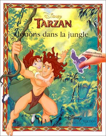 TARZAN JOUONS DANS LA JUNGLE (2230010395) by Edgar Rice Burroughs