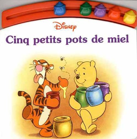 9782230010486: 5 petits pots de miel