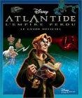 9782230013388: Atlantide, l'empire perdu : Le guide officiel
